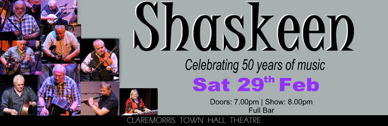 Shaskeen Saturday 29th February 2020