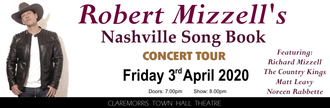 Robert Mizzell Fri 3rd April 2020